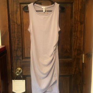 Leith Rouched Body-Con Tank Dress